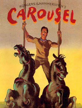 Image result for lincoln center carousel logo