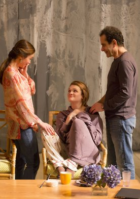 Diane Lane, Gayle Rankin, Tony Shalhoub. Photo by T. Charles Erickson.