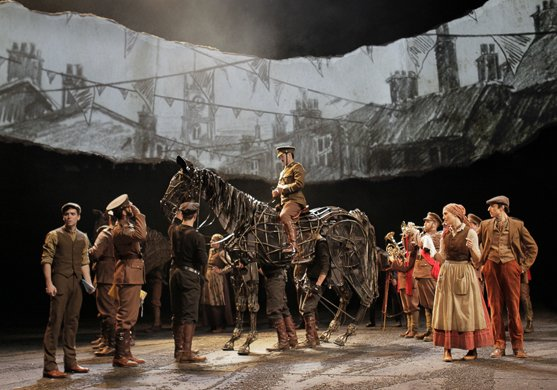 The company of War Horse