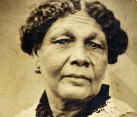 Mary Seacole Travels to the Present