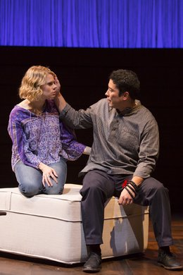 Celia Keenan-Bolger and James Yaegashi