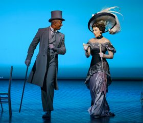 New MY FAIR LADY Production Photos