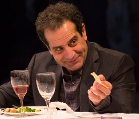 How Tony Shalhoub Got Started