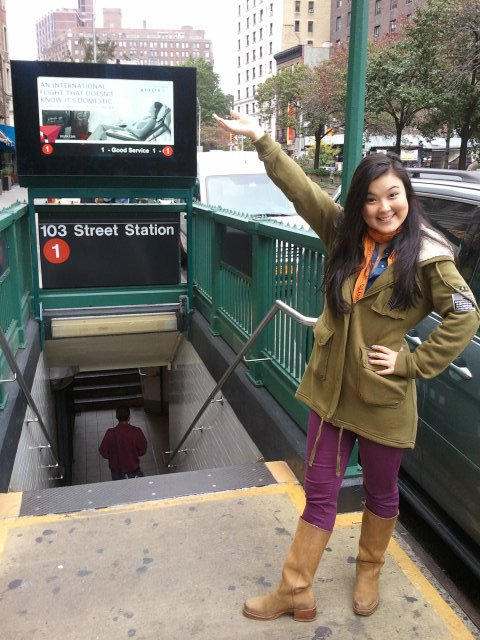how to get to lincoln center by train