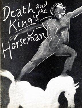 death and the kings horseman Cultural criticism in wole soyinka's death and the king's horseman olakunle  george representations, vol 67 summer, 1999 (pp 67-91) doi: 102307/.