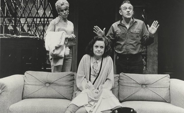 Christine Baranski, Swoosie Kurtz and John Mahoney. Photo by Brigitte Lacombe.