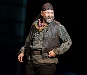 A Few Quick Questions for Danny Burstein