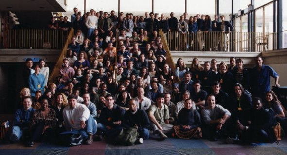 2000 Directors Lab. Photo by Joan Marcus.