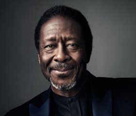 Catching up with Clarke Peters