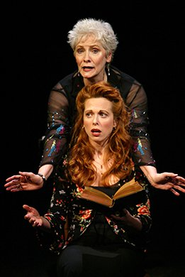 Betty Buckley and Carolee Carmello