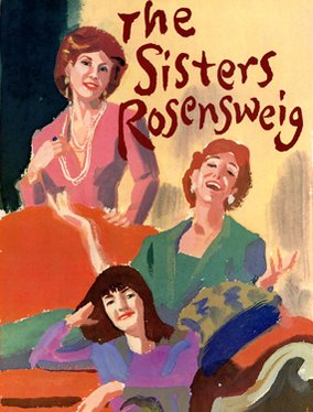The Sisters Rosensweig (Barrymore Theatre)