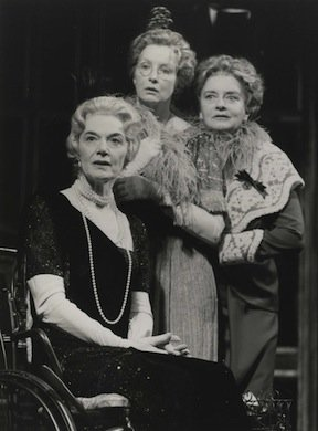 Marian Seldes, Frances Conroy and Joyce Van Patten
