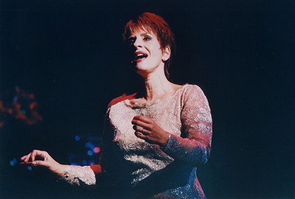 Patti LuPone. Photo by Stephanie Berger