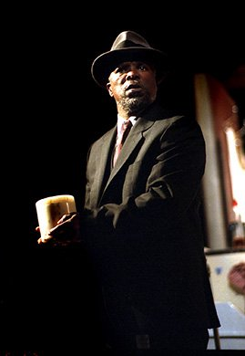 John Kani. Photo by Paul Kolnik.