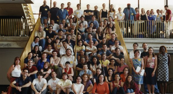 2002 Directors Lab. Photo by Joan Marcus.