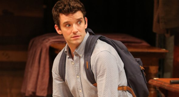 Michael Urie. Photo by Joan Marcus.