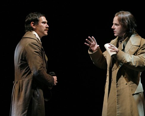 Billy Crudup and Brian F. O'Byrne