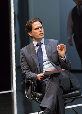 Steven Pasquale. Photo by T. Charles Erickson