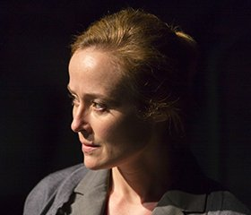Jennifer Ehle Talks OSLO