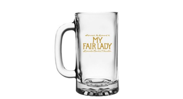 MY FAIR LADY Beer Stein (Buy on shoplct.com)