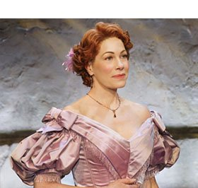 Marin Mazzie in THE KING AND I. Photo by Paul Kolnik.
