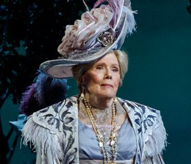 Diana Rigg in MY FAIR LADY