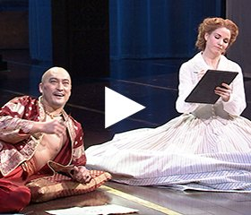 THE KING AND I video montage