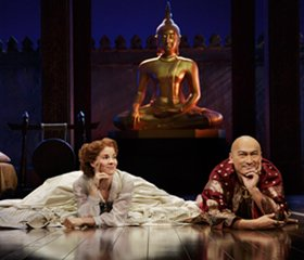 THE KING AND I Production Photos