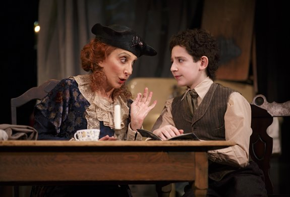 Andrea Martin and Matthew Schechter