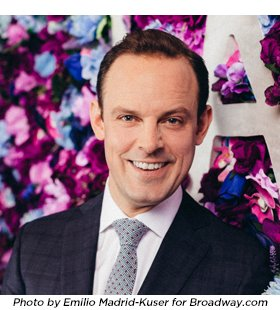 Harry Hadden-Paton. Photo by Emilio Madrid-Kuser for Broadway.com