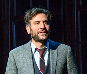 Josh Radnor's Journey to BABYLON