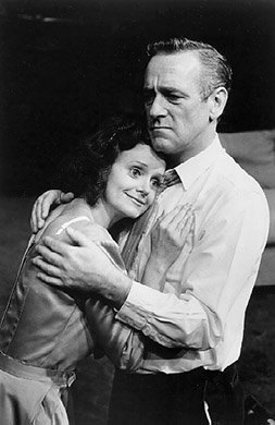 Swoosie Kurtz and John Mahoney. Photo by Brigitte Lacombe.