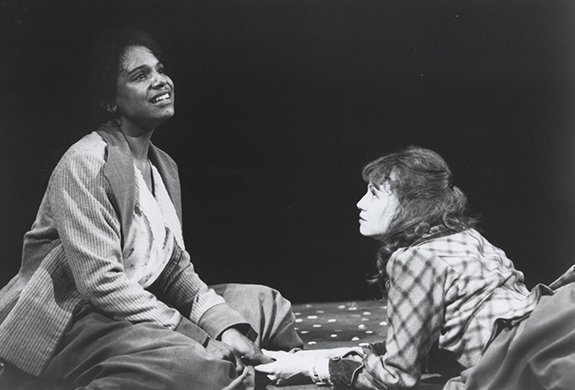 Audra McDonald and Sally Murphy