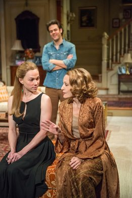 Kristen Bush, Michael Simpson and Jan Maxwell
