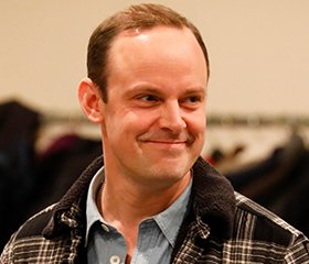 Harry Hadden-Paton. Photo by Chasi Annexy.