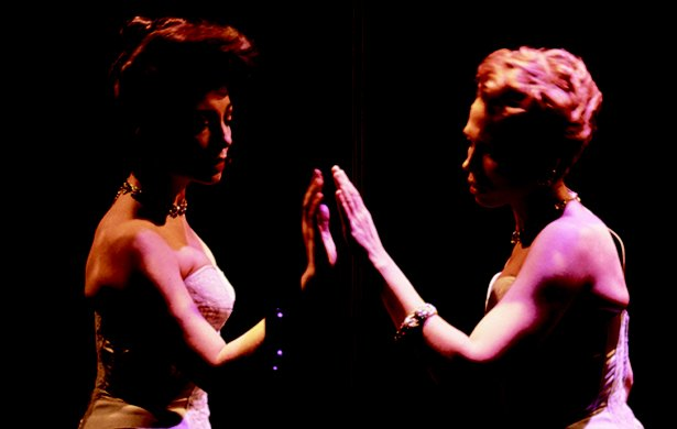 Donna Murphy and Carolee Carmello