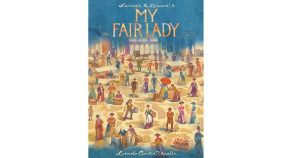MY FAIR LADY Magnet (Buy on shoplct.com)