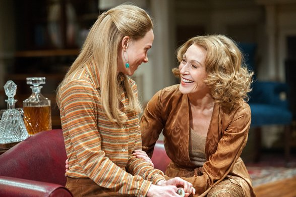 Kristen Bush and Jan Maxwell