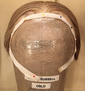 Henny Russell wig