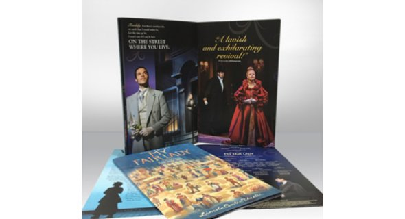 MY FAIR LADY Souvenir Program (Buy on shoplct.com)