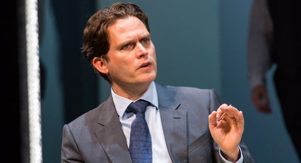 Steven Pasquale. Photo by T. Charles Erickson.