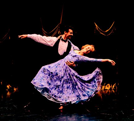 David MacGillivray and Charlotte d'Amboise