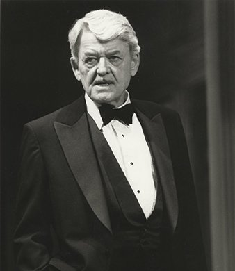 Hal Holbrook. Photo by Joan Marcus.