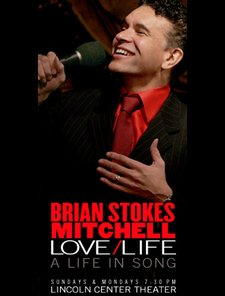 Brian Stokes Mitchell Love/Life