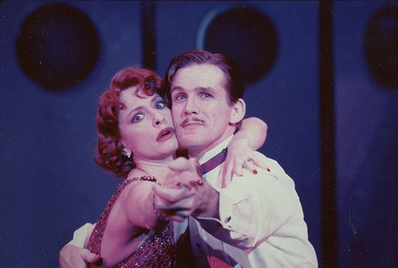 Patti LuPone and Anthony Heald