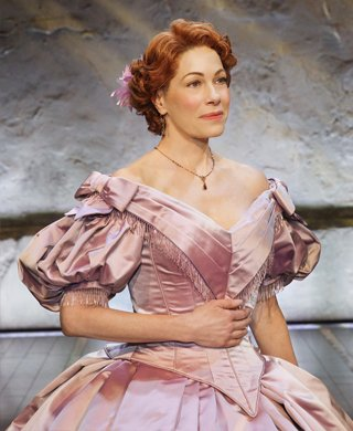 Marin Mazzie. Photo by Paul Kolnik.