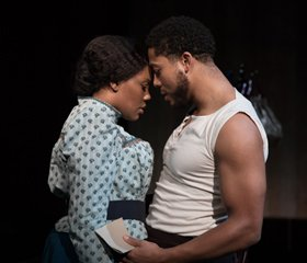 INTIMATE APPAREL - Production Photos