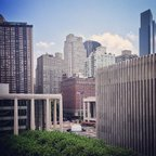 #lct #lct3 #deck #roof #nyc #summer #tuesday