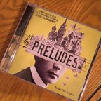 Merry Christmas to me! My Preludes cast album came in today!!! This show was UNBELIEVABLE! Honestly one of if not the best show I've ever seen! #preludes #musical #musicaltheatre #piano #lct3 #lincolncenter #rachmaninoff #clairetowtheater
