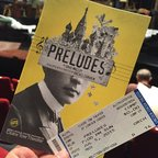 I just saw @LCTheater Lincoln Center Theater\u200b's new #DaveMolloy musical, #PreludesLCT3, and.... read my review HERE: http://goo.gl/jHhFmb  #LCT3